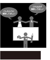3.フォトグラファーを検討する