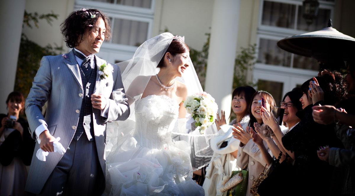 結婚式当日スナップ(写真)