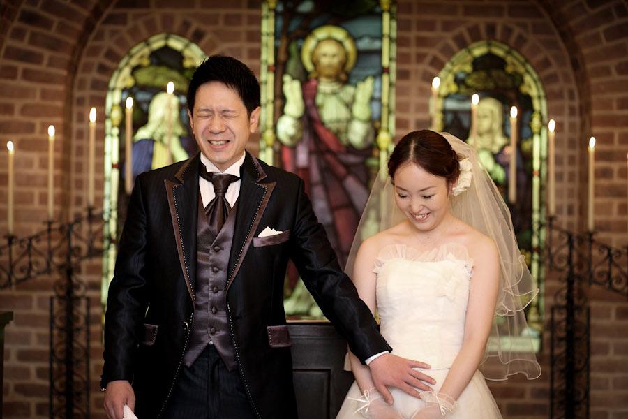 結婚式当日スナップ