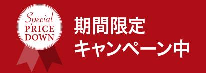 【期間限定】スペシャル プライスダウン