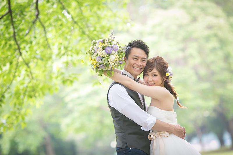 結婚式のオープニングムービーに使う「前撮り写真」撮影法にこだわろう