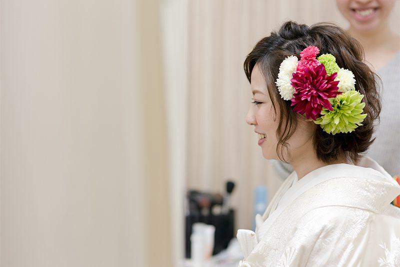 和装×洋風が可愛い! 前撮りにおすすめのヘアスタイル5選