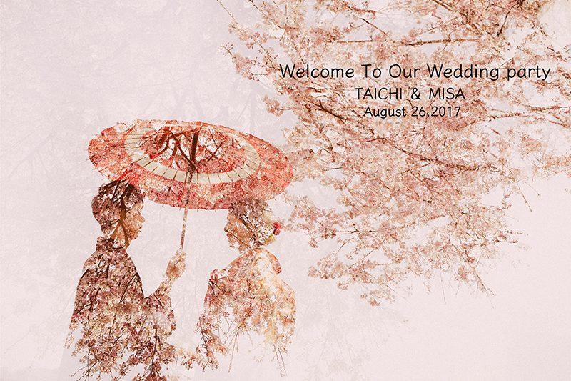 ゲストも笑顔に! 結婚式はウェディングフォトに寄せ書きをもらおう