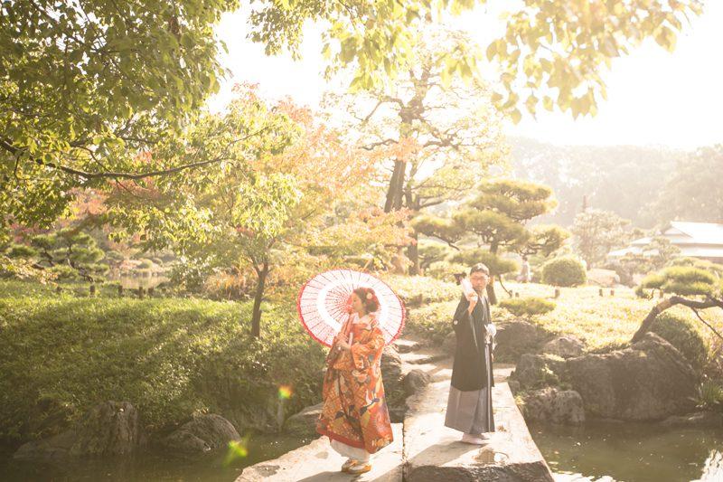 ウェディングフォト撮影のオンシーズン「秋」が人気の理由