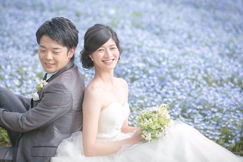 春はお花畑でウェディングフォトを! 東京近郊のおすすめスポット5選