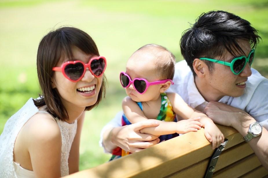幸せいっぱい! 赤ちゃんと一緒に撮るフォトウェディングのすすめ