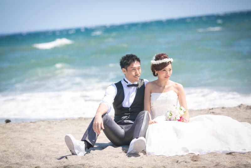 【関東】海外風のウェディングフォトが撮影できるおすすめのビーチ